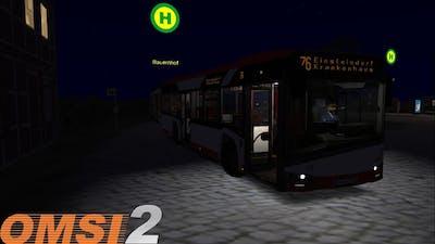 OMSI 2.Solaris Urbino IV.Line 76 — Pc Gameplay!
