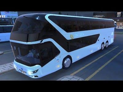 Bus Simulator Ultimate New Update New Bus Neoplan