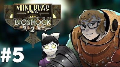 BioShock 2 Remastered Minerva's Den DLC Playthrough #5