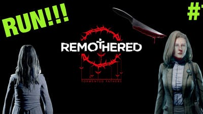 THIS DUDE IS INSANE!!! [Remothered: Tormented Fathers]