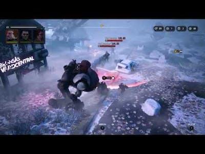 Mutant Year Zero Seed Of Evil PC Gameplay Steam