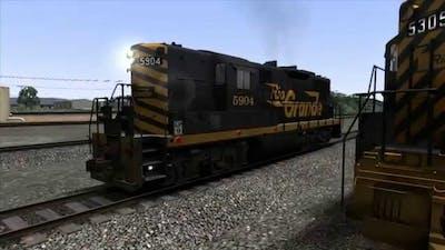 Train Simulator 2015 | DLC vorstellung D&RGW SD9 [Deutsch]