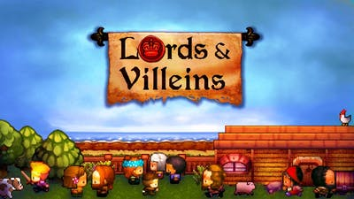 Lords and Villeins Gameplay (Indie Early Access PC)