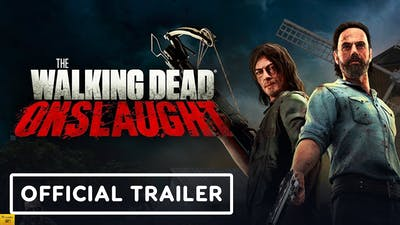The Walking Dead Onslaught - Official Trailer Reaction
