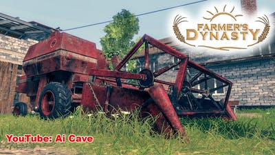 Before You Buy Farmer's Dynasty Early Access Farming Simulator Game - First Look