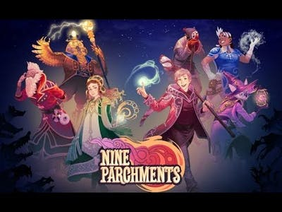 Nine Parchments | Gameplay | 2018 | #NineParchments