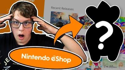 The Most RANDOM NINTENDO E-shop Game... (Turnip Boy Commits Tax Evasion)