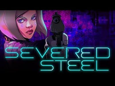 Severed steel DEMO playthrough - SICK NEW INDIE FPS GAME! (2021)