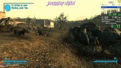 Fallout 3 The Pitt DLC Speedrun in 17:04 [Former WR]