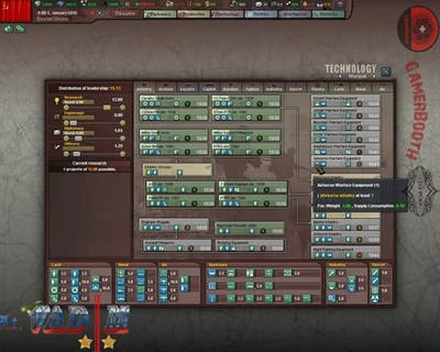 Let's Play Hearts of Iron 3 part 2
