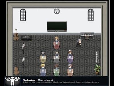 Space Pilgrim Academy: Year 2 [Debater: Merchant] (Achievement guide)