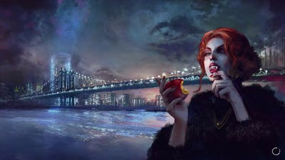 Chase plays Vampire The Masquerade - Coteries of New York (Episode 1)