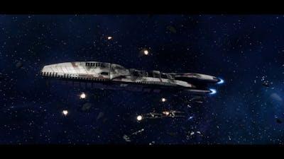 Battlestar Galactica Deadlock - Anabasis mission