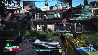 Borderlands 2 - Creature Slaughter Dome Hands On