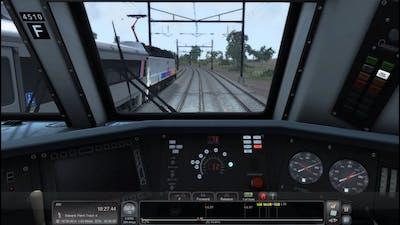 """Train Simulator 2016 HD: NJT North Jersey Coast Line """"Hoboken"""" Career Scenario"""