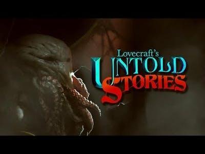 Lovecraft's Untold Stories Game Play Walkthrough / Playthrough
