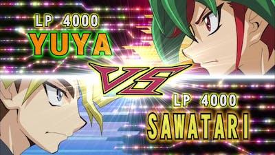 Yuya VS Sawatari AMV