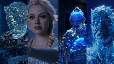 Evolution of Ice Powers in film and TV (1983-Present)