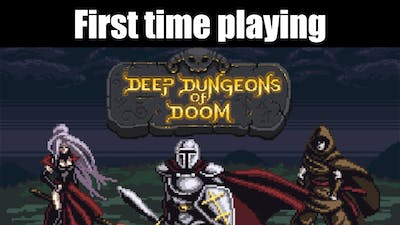 First time playing Deep Dungeons of Doom [ENG subtitle]
