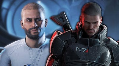 Playing As Commander Shepard   Mass Effect: Andromeda