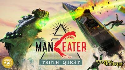 MANEATER Truth Quest #1 Eine bissige Reise beginnt! | Let's Play Deutsch DLC