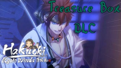 Charming Tiger ^_^ ~ HAKUOKI: KYOTO WINDS [SHINPACHI] ~ TREASURE BOX DLC