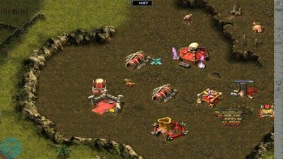 Krush Kill N Destroy 2 Krossfire ( KKND 2 ) Evolved Map Dam It. Janet
