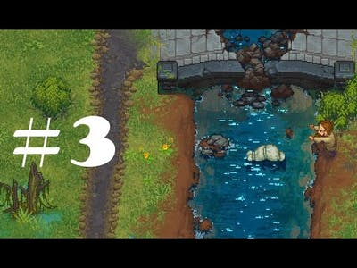 Graveyard Keeper Episode 03: You Know Poor Yorick? I Don't.