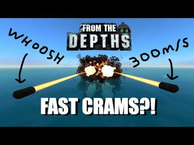 FAST CRAMS?! BetaTest Update 3.3.1.38, From the Depths
