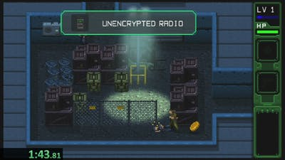 UnMetal - Stage 1 Console 1.0.0 - Any% 3:53
