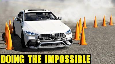 Doing the Impossible #2 - BeamNG Drive | CRASHdriven