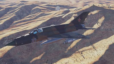 DCS World - MiG-21 - Afghanistan - First Blood