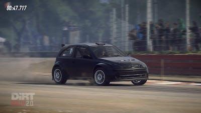 【DiRT Rally 2.0】World Series2020 RX 1-3 RX S1600