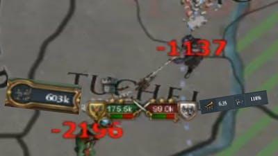 Russian Manpower vs. Prussian Discipline - EU4
