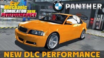Car Mechanic Simulator 2015 NEW DLC PERFORMANCE - FMW PANTHER