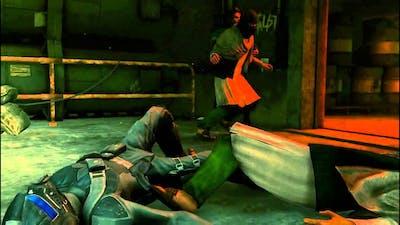 Saints Row IV 4 Gameplay PC  Amd HD 5670
