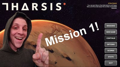 Tharsis: Last Man Floating Mission #1