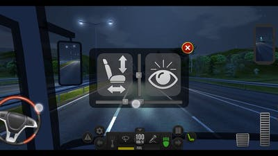 Mercedes-Benz bus driving in Android 😱😱