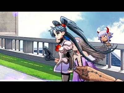 vanguard princess - story mode (yui kutuna + hilda (support))