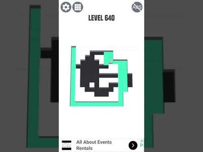 AMAZE game! | iPhone gameplay | levels 640-650