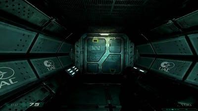 Doom 3 DLC - Classic Doom: E1M6