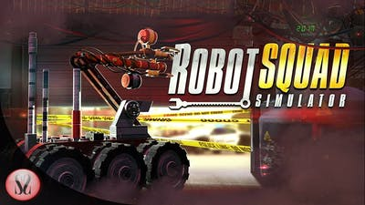 Robot Squad Simulator 2017 Gameplay
