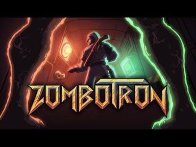 Zombotron Game Play Walkthrough / Playthrough