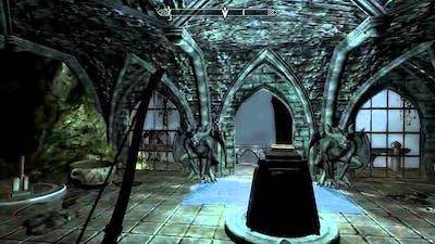 Straight Gaming: Skyrim: Dawnguard DLC: Part 1
