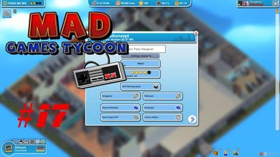 Mad Games Tycoon – Let's Play – Dungeons Game 🎮 #17