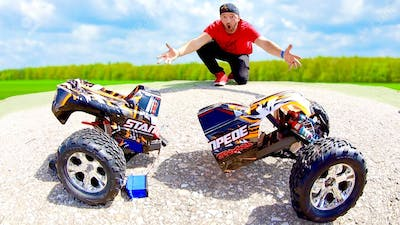 100% RC CAR INSANITY MONTAGE!
