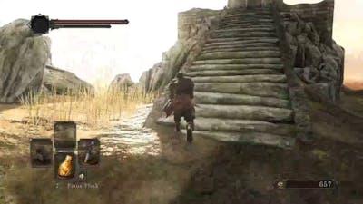 Dark Souls 2: Scholar of the First Sin Gameplay