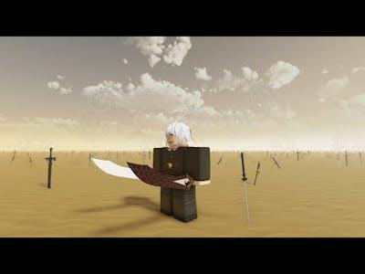 [(𝕌𝕟𝕝𝕚𝕞𝕚𝕥𝕖𝕕 𝔹𝕝𝕒𝕕𝕖 𝕎𝕠𝕣𝕜𝕤)] Fate Game Roblox (Archer)