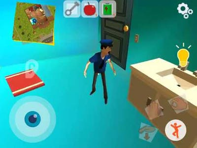 Hello Dark Riddle Neighbor - Android, iOS Game #7