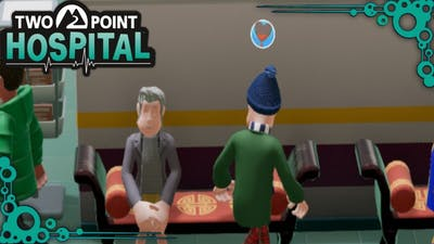 There Are Too Many Patients! ~ 2 Point Hospital